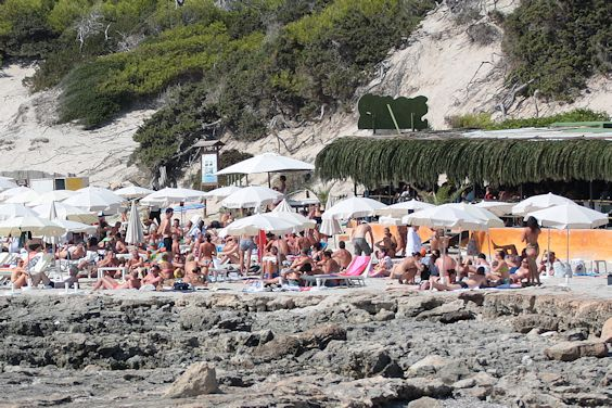 beach Club ses Salines