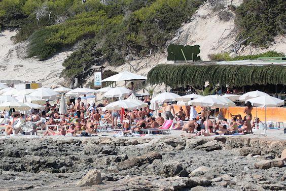 beach Club ses Salines