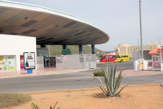 gare routière de Sant Antoni